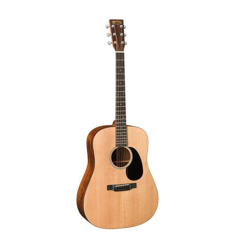 Martin Semi Acoustic Guitar DRSG Solid Sitka Spruce Top, B&S Solid Siris, ROAD SERIES Fishman Sonitone with Case Malaysia