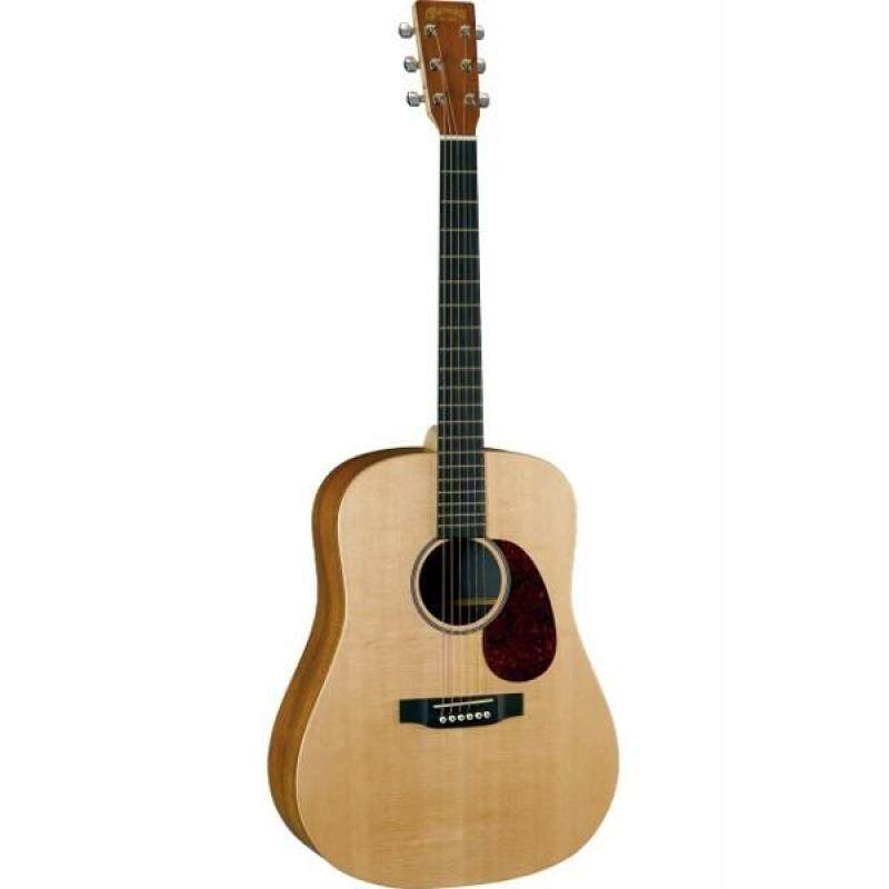 Martin Semi Acoustic Guitar DX1KAE /Top:Solid Sitka Spruce,B&S: Koa Wood Pattern HPL/ Fishman Sonitone Without Case Malaysia