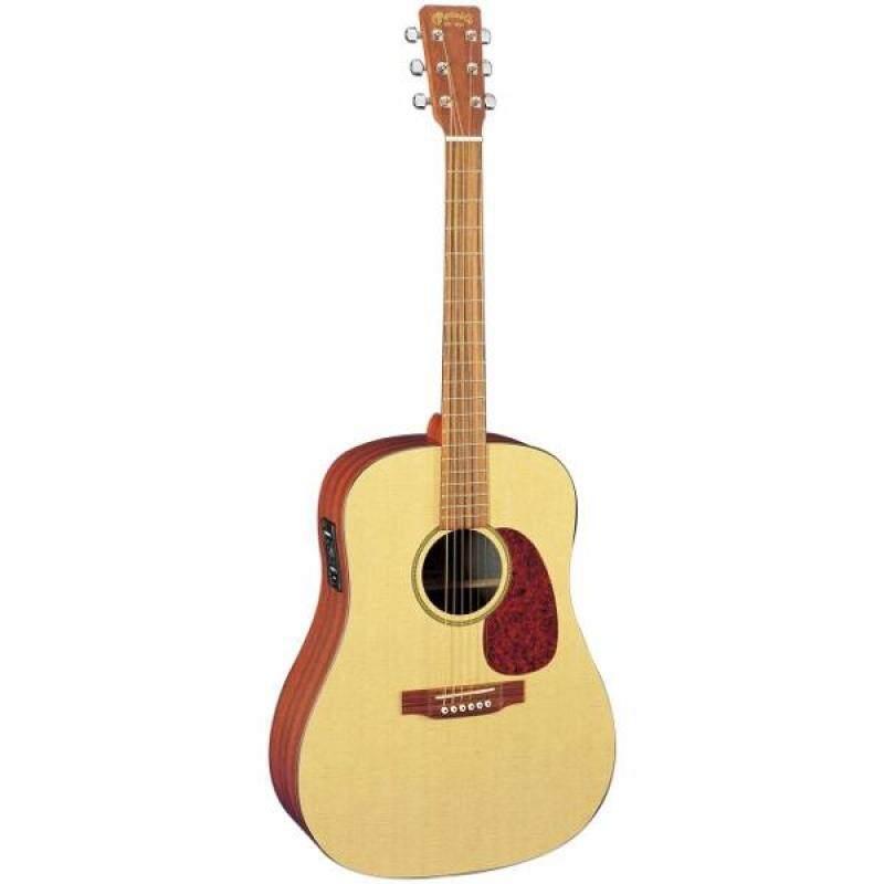 Martin Semi Acoustic Guitar DXME /Fishman Presys Plus w/Tuner/ X-Series without Case Malaysia