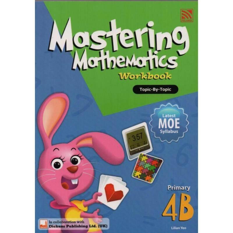 Mastering Mathematics Workbook Primary 4B Malaysia
