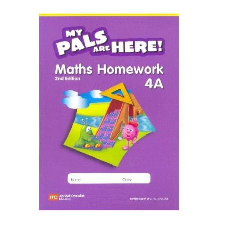 Maths Homework, Volume 4, Part 1 / - ISBN: 9789810109363 Malaysia