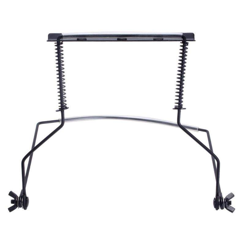 moob 10 Hole Harmonica Holder Stand For Hands-free Playing Perfectly Fit For Harmonica Lovers (Black) Malaysia