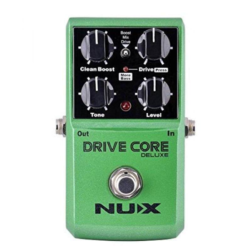 NUX DRIVE Core DELUXE Electric Guitar Overdrive Effects Pedal Mixture of Booster Powerful and warm Malaysia