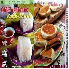 Buy food drink books at best prices lazada malaysia free old fashioned kuih muih traditional desserts recipe book forumfinder Image collections