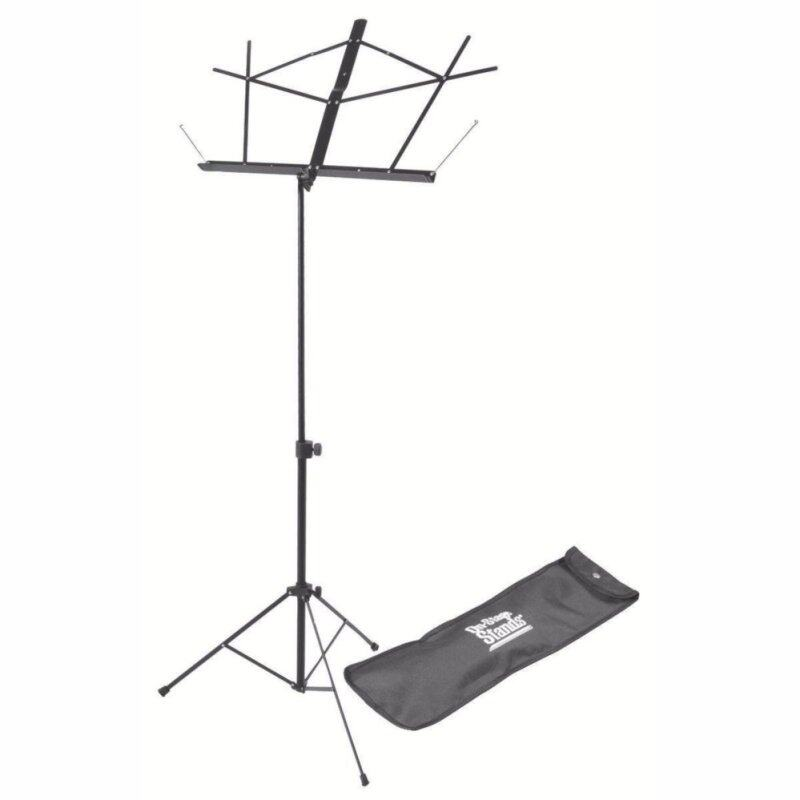 On-Stage SM7122BB Compact Sheet Music Stand with Bag Malaysia