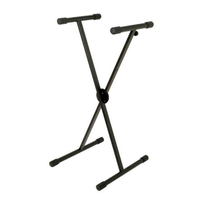 OSS KS7590 Keyboard stand Single X with Quick Adjust (Brown Box) Malaysia