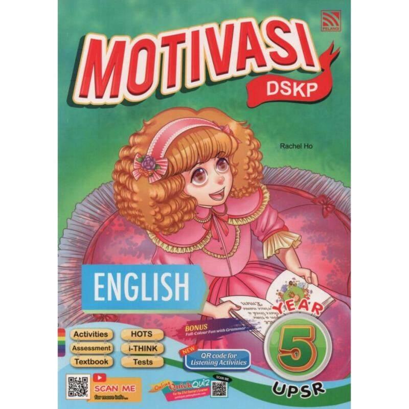 Pelangi Motivasi DSKP English Year 5 UPSR Malaysia
