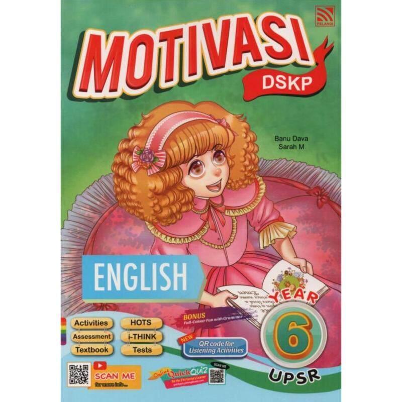 Pelangi Motivasi DSKP English Year 6 UPSR Malaysia