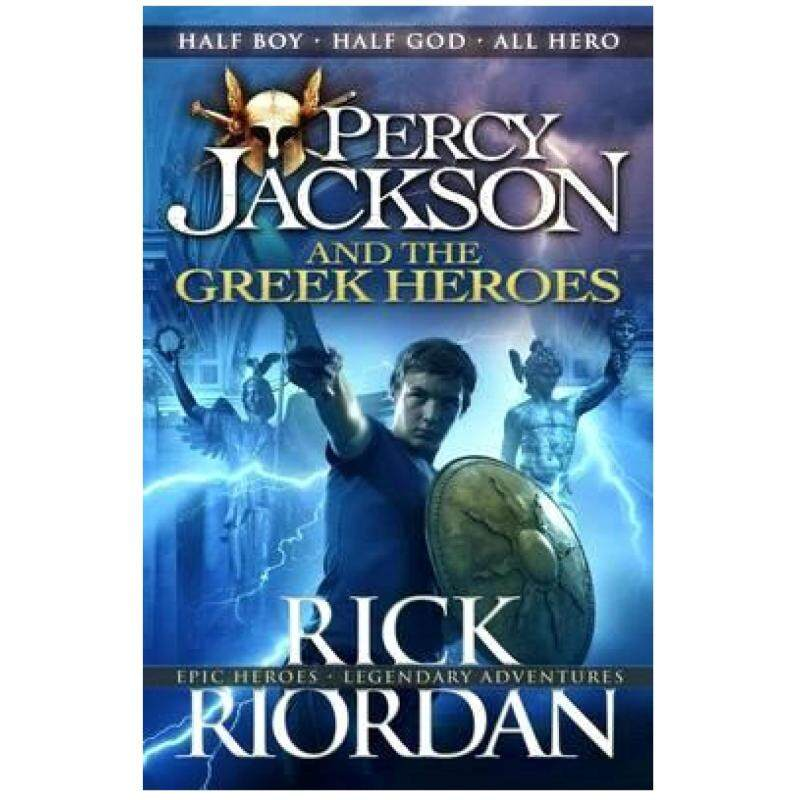 Percy Jackson and the Greek Heroes Malaysia