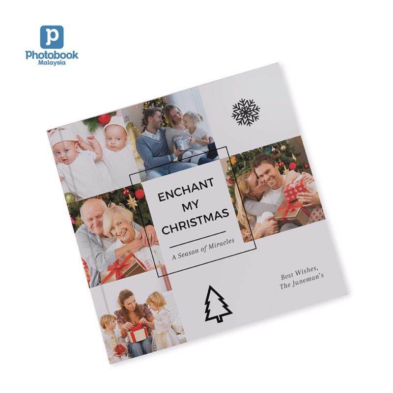 Photobook Malaysia 8 x 8 Small Square Softcover Photo Book, 40 Pages Malaysia