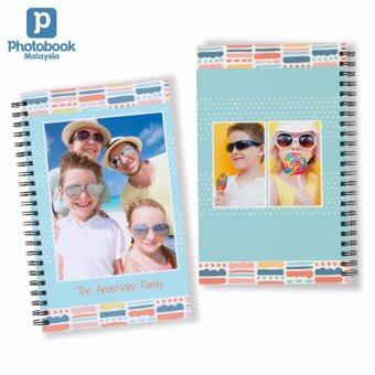 "Photobook Malaysia Personalized Notebook 5""x8\"" - 1 Copy"