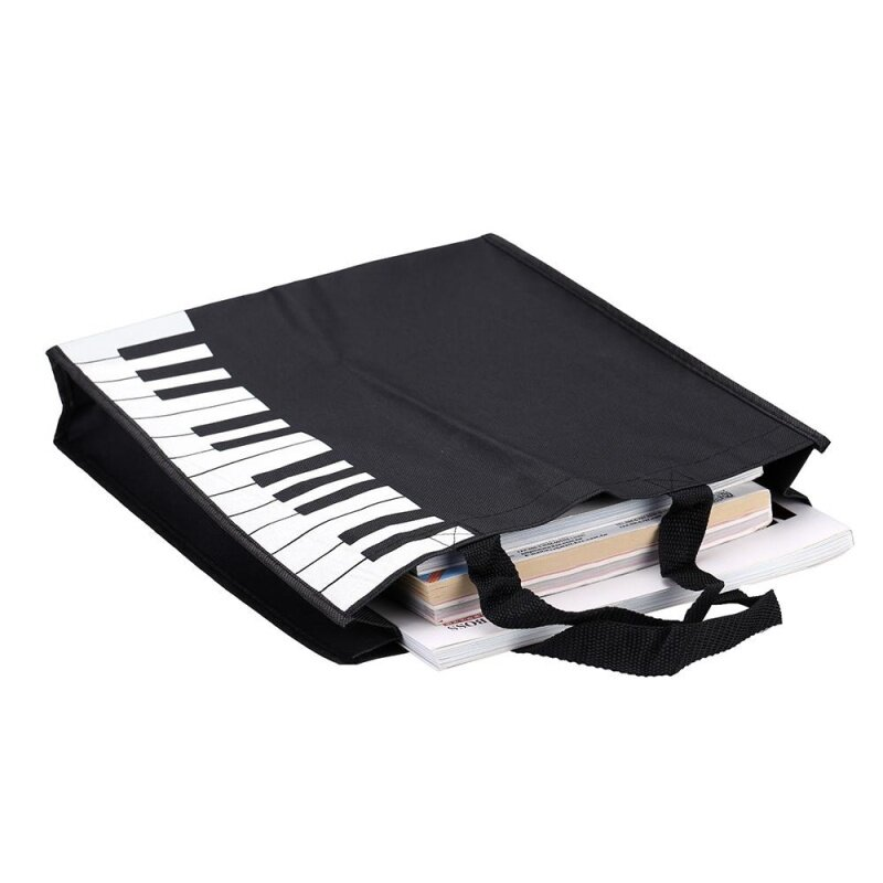 Piano Keys Music Handbag Tote Shopping Bag Gift Malaysia