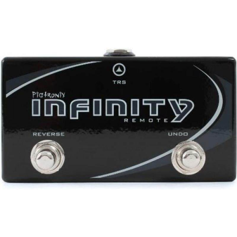 Pigtronix SPL-R Guitar Looper Effects Pedal and Infinity Remote Switch Malaysia