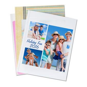 "Pixajoy Photobook: Softcover 10"" x 8\"" Portrait Photo Book, 40 Pages"