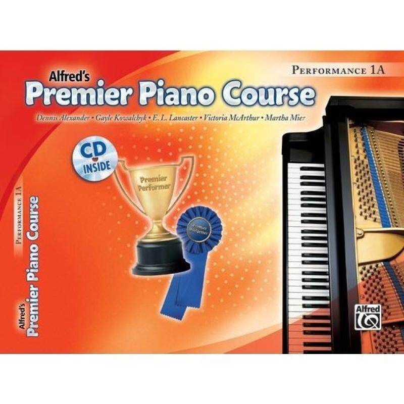 Premier Piano Course, Performance 1A Piano Book & CD Malaysia