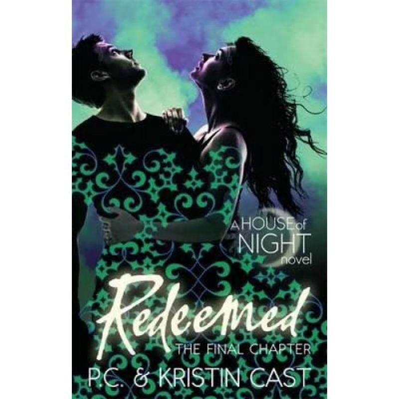 Redeemed (A House of Night #12) 9781905654932 Malaysia