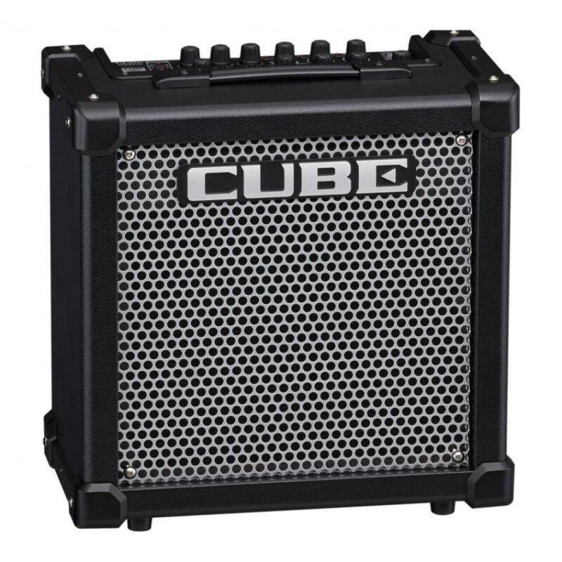Roland Cube-20GX (20W Guitar Amp) Malaysia