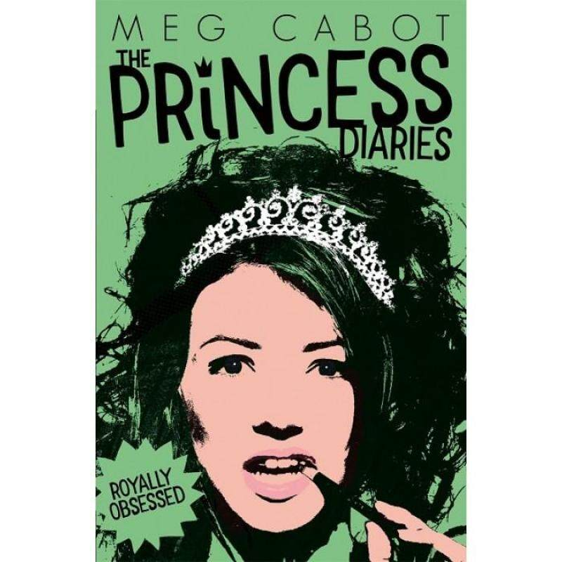 Royally Obsessed (Princess Diaries Book 4) 9781447287742 Malaysia