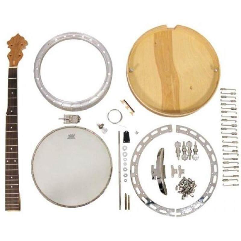 Saga RK-2 Resonator Banjo Kit Malaysia