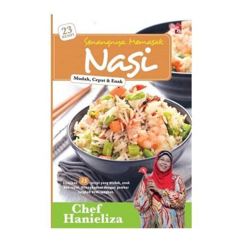 Senangnya memasak… nasi 9789670454658 Malaysia