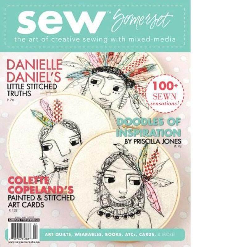 Sew Somerset - Summer 2012 Malaysia