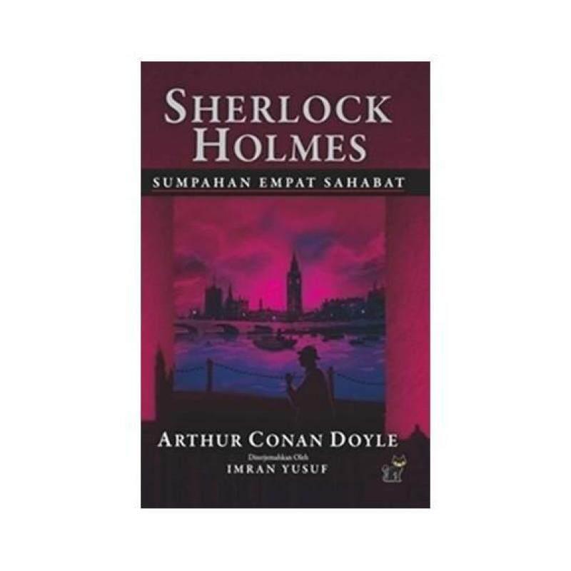 Sherlock Holmes: Sumpahan Empat Sahabat 9789675406850 Malaysia