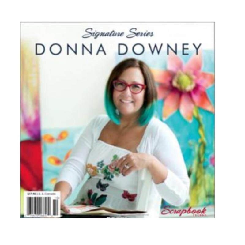 Signature Series Donna Downey Idea Book Malaysia