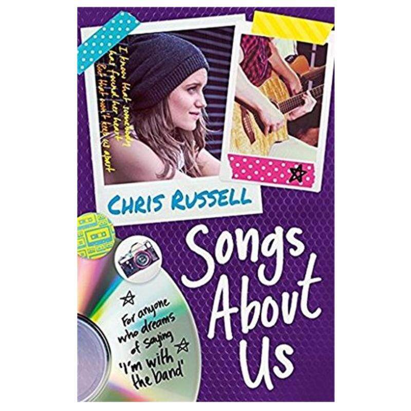 Songs About Us (Songs About a Girl #2) by Chris Russell Malaysia