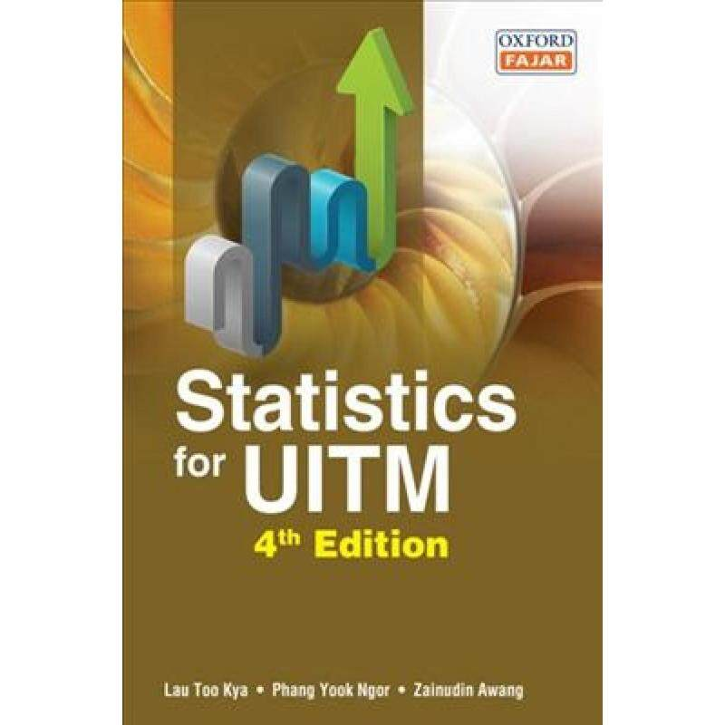 Statistics for UiTM, 4E, Oxford Fajar Malaysia