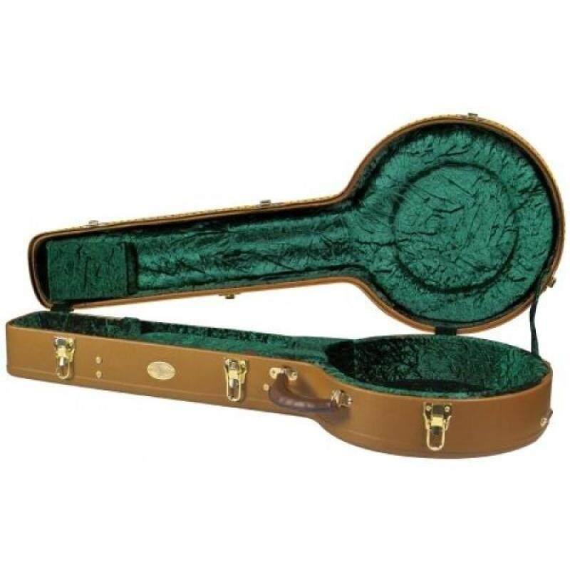 Superior CD-2530 Deluxe Hardshell 5 String Resonator Banjo Case Malaysia