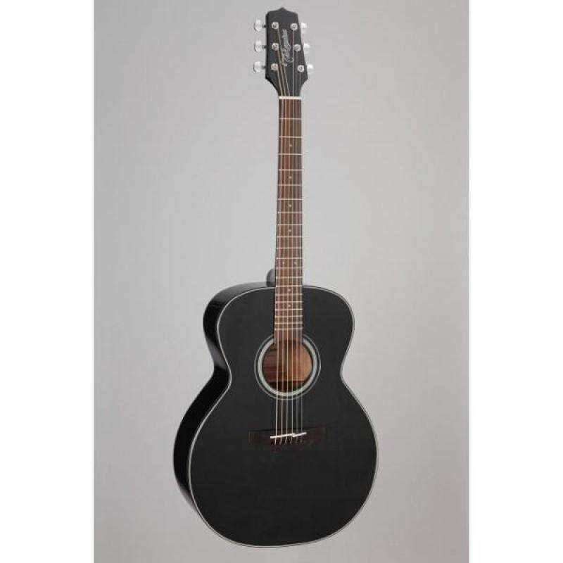 Takamine Acoustic Guitar GN30 Black NEX Body , SOLID SPRUCE TOP Malaysia