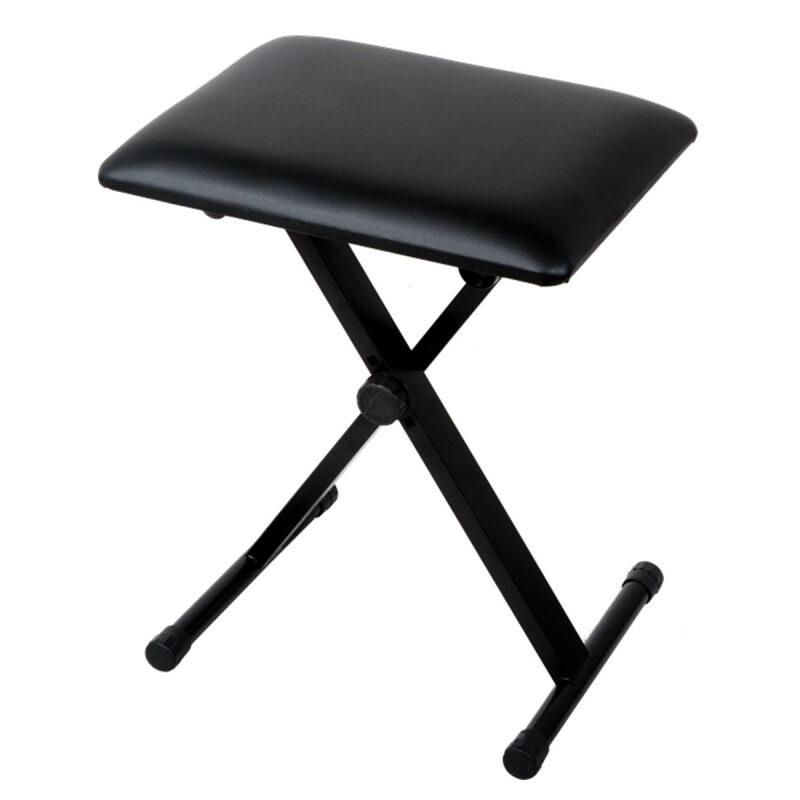 Taloha Adjustable Modern Piano Keyboard Bench Stool Chair Malaysia