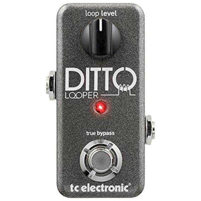 TC Electronic Guitar Ditto Looper Effects Pedal Malaysia
