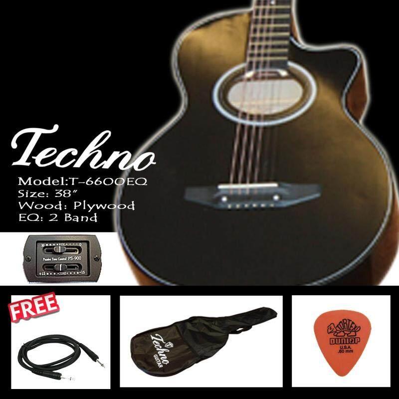 Techno Acoustic Guitar Malaysia
