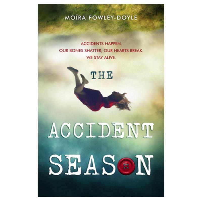 The Accident Season by Moïra Fowley-Doyle Malaysia
