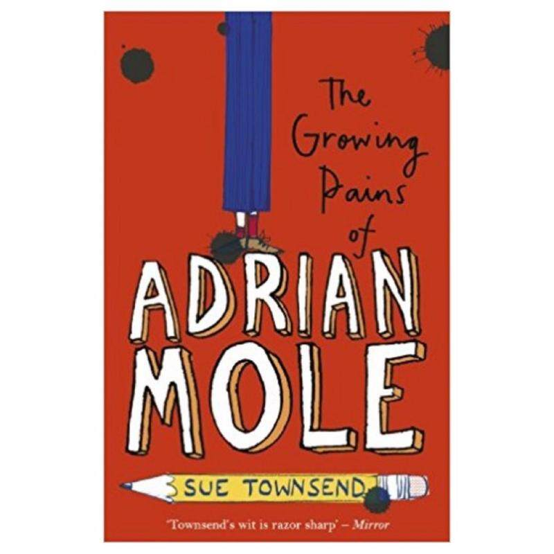 The Growing Pains of Adrian Mole (Adrian Mole #2) by Sue Townsend Malaysia