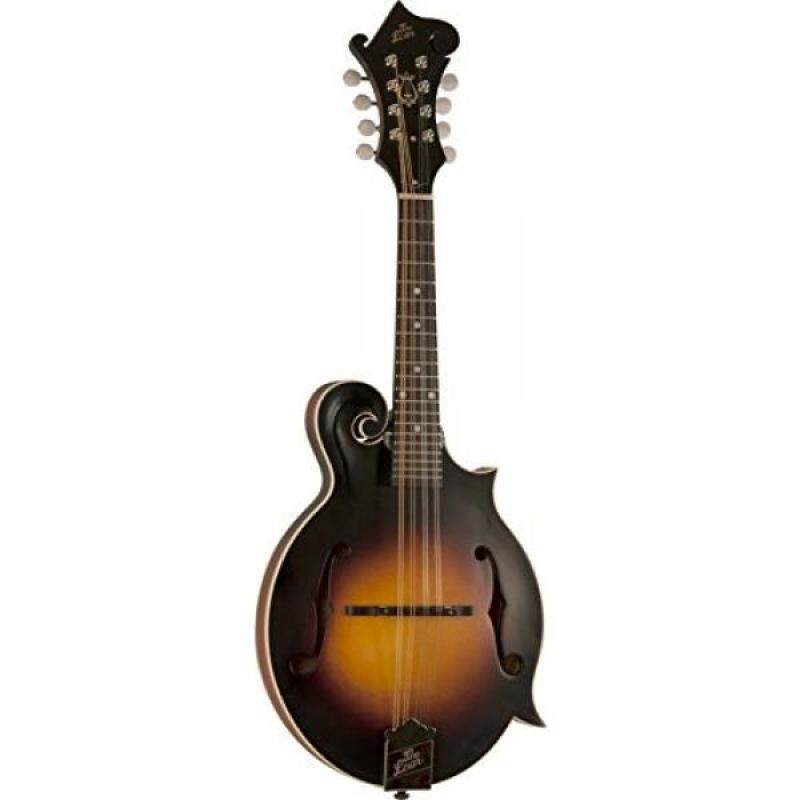 The Loar LM-370E-VSM Grassroots Series F-Style Mandolin with Pickup Malaysia