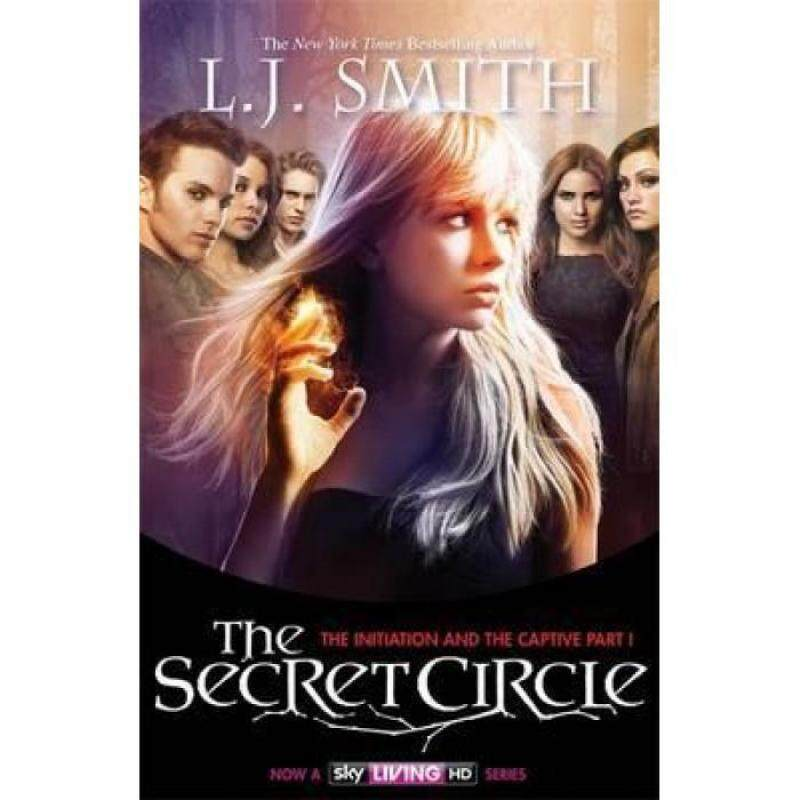 The Secret Circle : The Initiation And The Captive Part 1 9781444907926 Malaysia