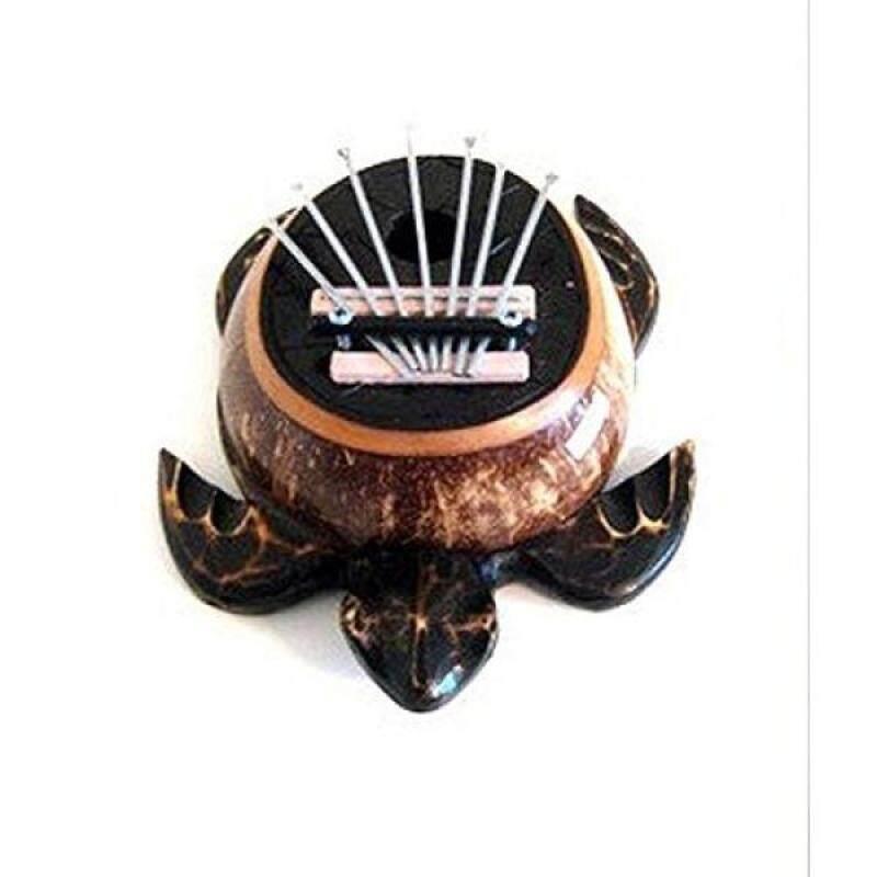 Turtle Kalimba Finger Thumb Piano Mbira Karimba 7 Keys Wood Percussion Instrument - JIVE BRAND Malaysia
