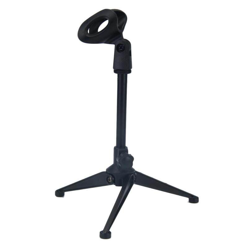 Womdee Adjustable Tripod Microphone Stand Desktop Stand for Meeting,Chatting Etc Malaysia