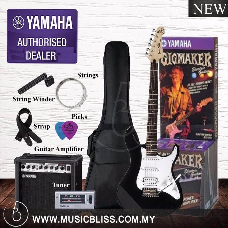 Yamaha EG112GPII Electric Guitar Package (Black) Malaysia