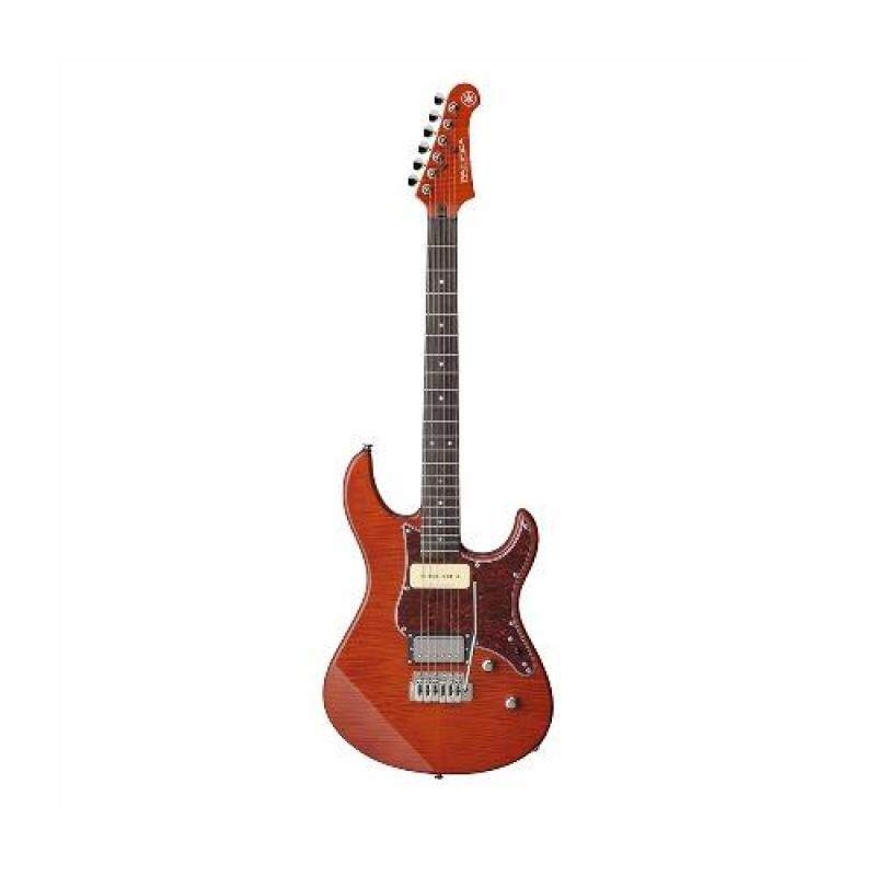 Yamaha Electric Guitar PAC611VFM CB with FREE items Malaysia