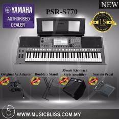 Sound Programm Yamaha Psr S Yamaha Psr S770 - Renault