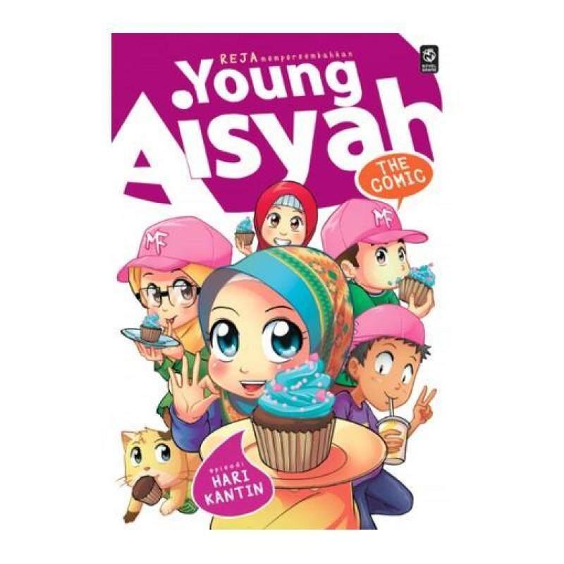 Young Aisyah The Comic #1: Hari Kantin 9789674115920 Malaysia