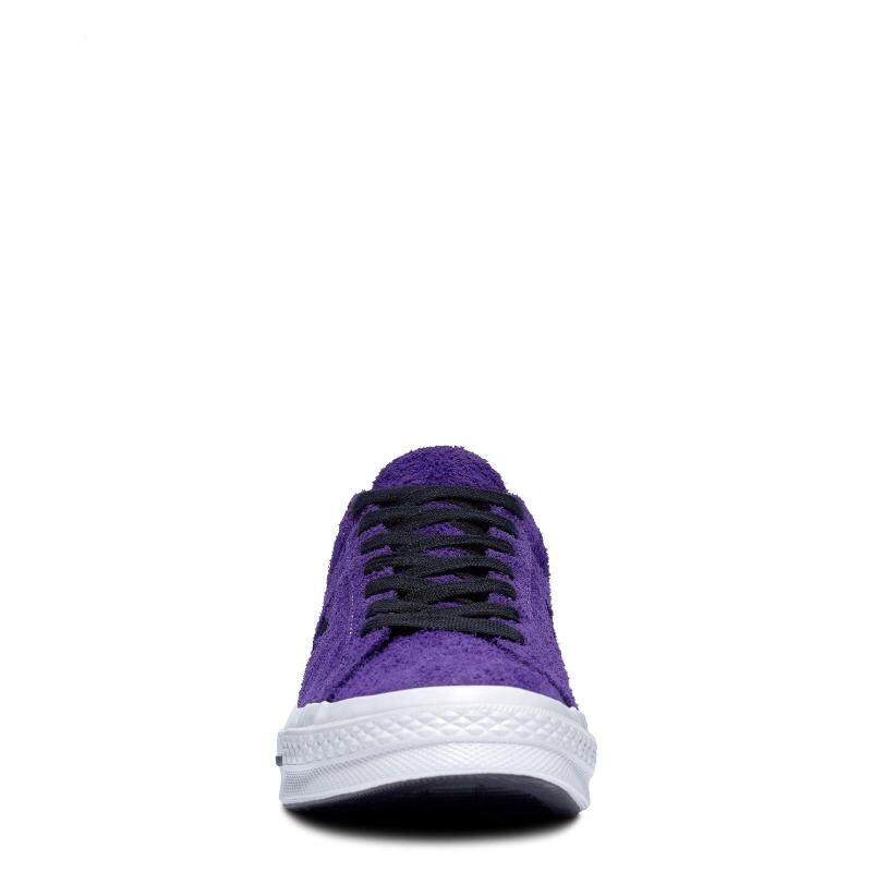 98568bf7d7 Specifications of CONVERSE ONE STAR DARK STAR VINTAGE SUEDE - COURT PURPLE/  BLACK/ WHITE - 163248C1874