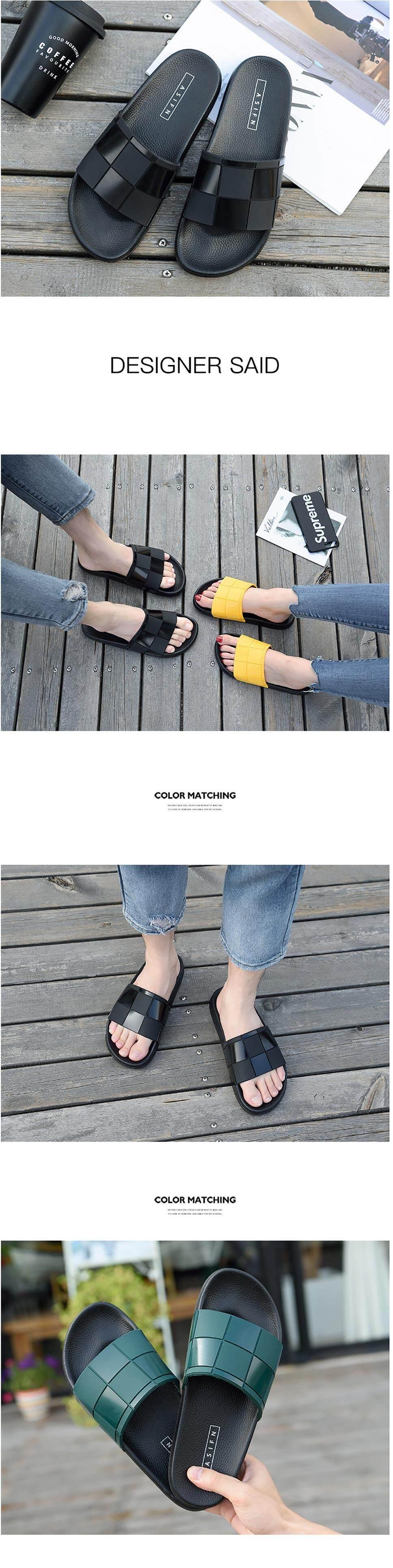 fe33af7a3ff2e4 Fashion Non-Slip Soft Men s Slipper