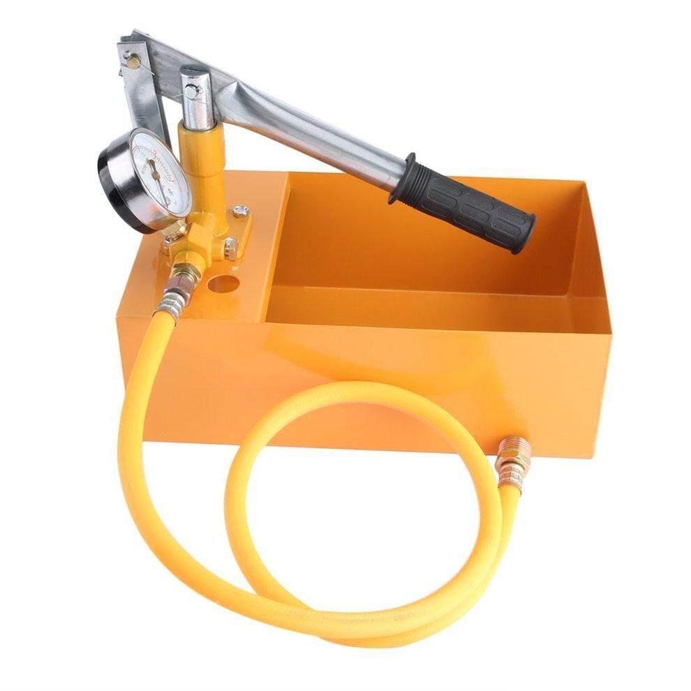 Hand Power Test Pump Water Pipe Leakage Tester Hydraulic Pressure Test Pump
