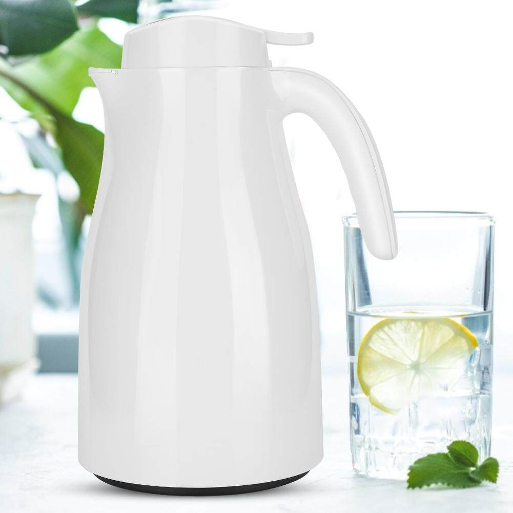 2L Vacuum Insulated Thermal Jug Large Capacity Thermal Sealed Water Bottle