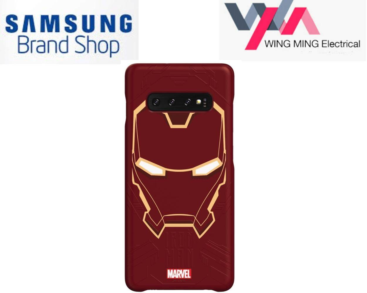 [ORIGINAL] Samsung Galaxy S10 S10+ Galaxy Friends Marvel Smart Covers