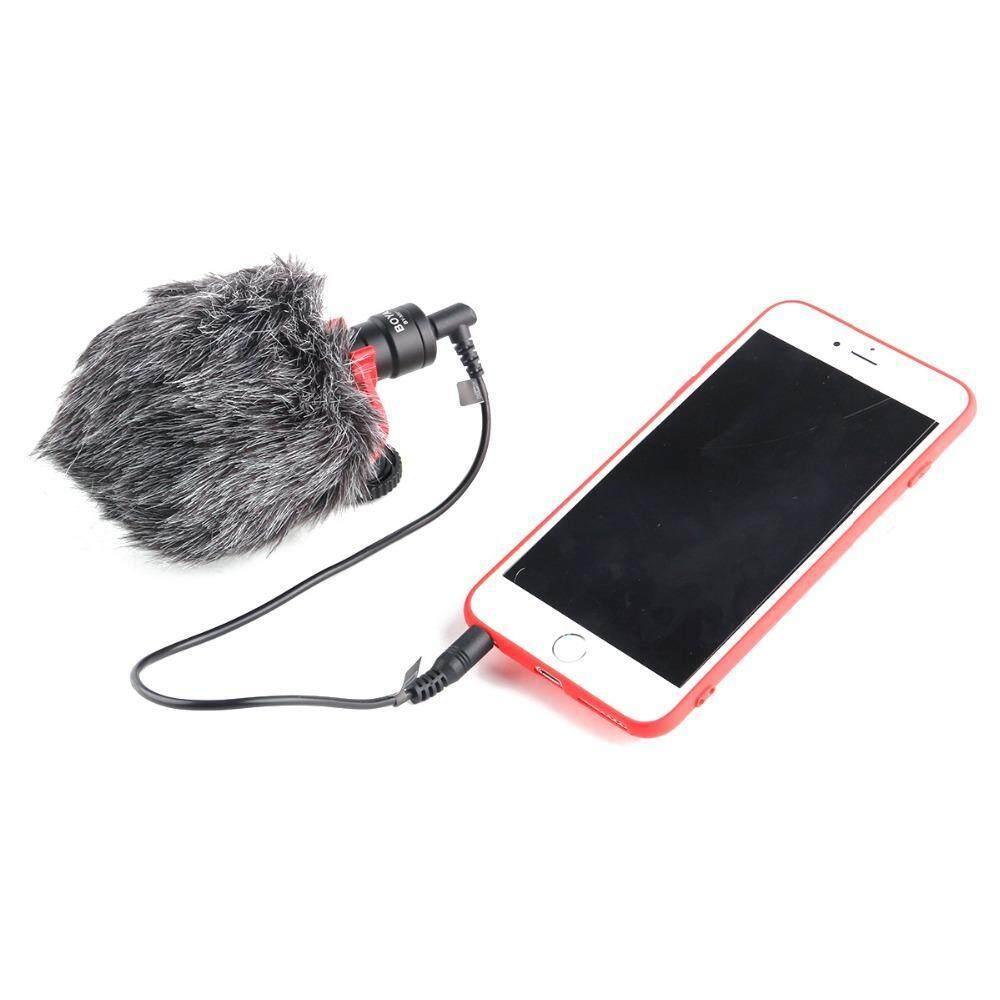 Boya By Mm1 Lapel Heart Shaped Microphone Boya By Mm1 For Digital